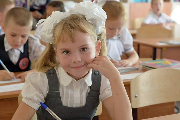 Школьница. Фото: pixabay.com