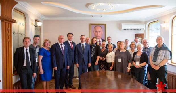 Западная делегация в Крыму: мы увидели обычную жизнь