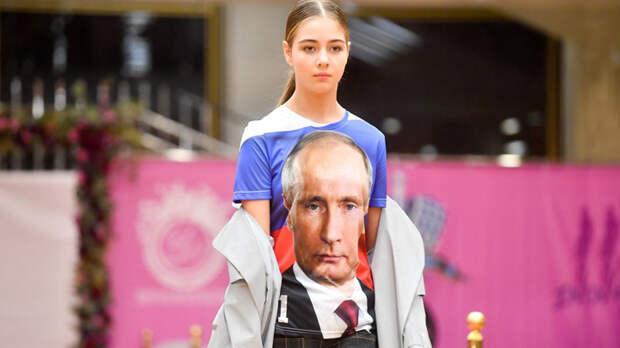 Оппозиция, смиритесь! Путин будет вечен по закону