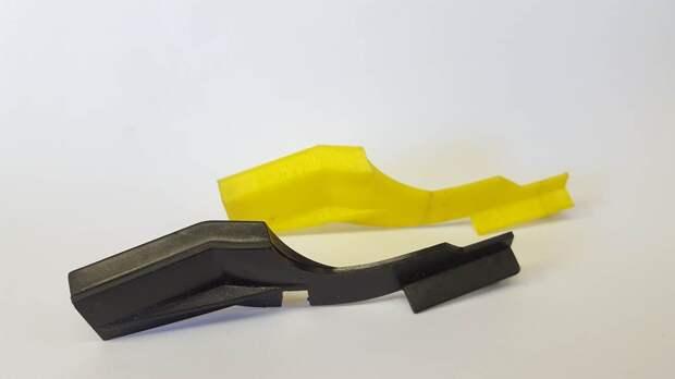 Втулки, крепеж и не только: что можно напечатать для машины на 3D-принтере