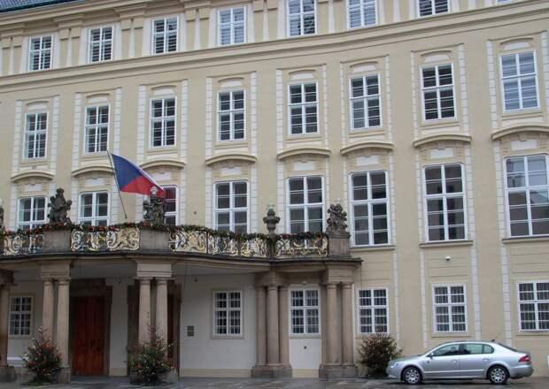 В Москве разгромлена разведывательная резидентура Управления по внешним связям и информации Чехии