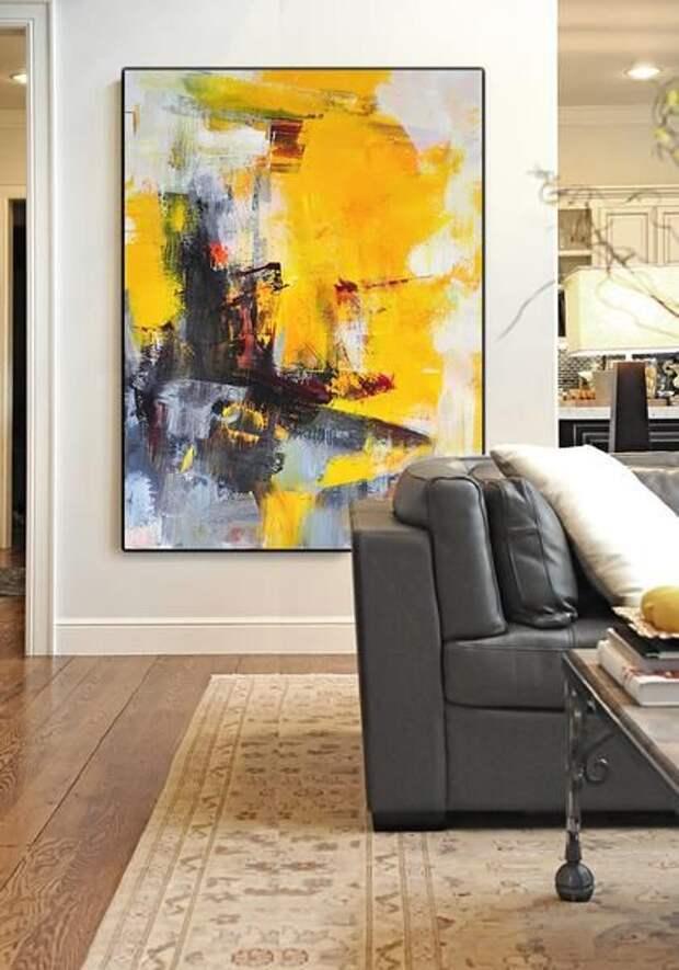 Подобрать картину или плакат, которые украсят ваш интерьер, не трудно