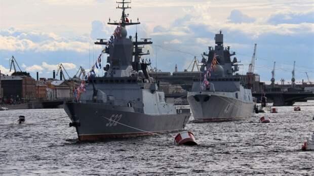 Аналитики MW назвали ВМФ России одним из сильнейших в мире