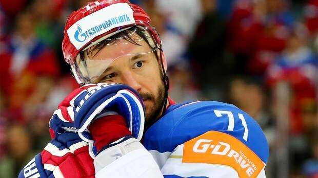 Ковальчук: «Говорят, что спорт вне политики, но это не так. У нас забрали флаг и гимн — мы будем забирать медали»