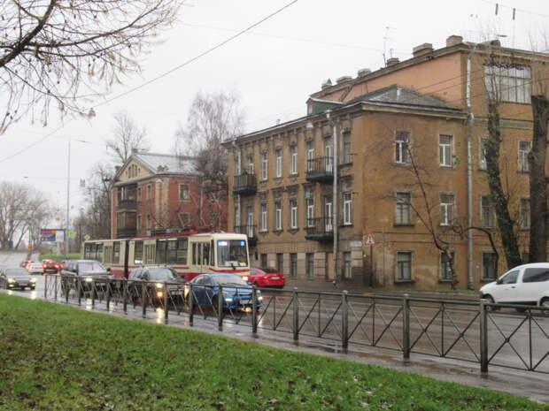 В Петербурге сейчас самая мрачная пора года