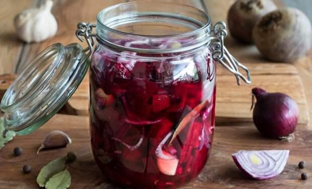Маринованная свекла на зиму – лучшие рецепты