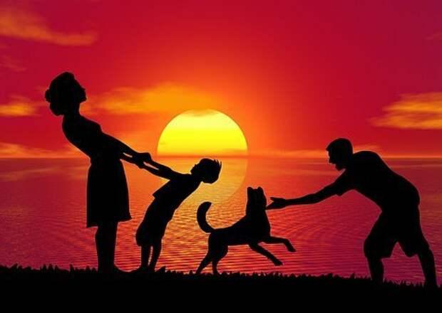 Обрести икигай в семье
