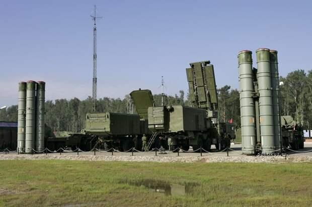 Расчеты систем ПВО С-400 и С-300 примут участие в конкурсе «Чистое небо»