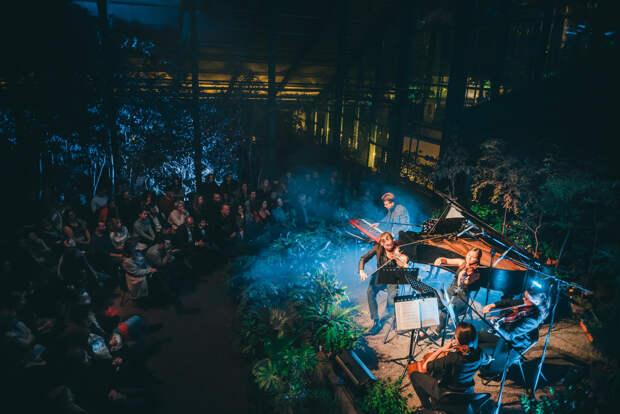 Ботанический сад ТвГУ и Тверская филармония объединятся для проведения концерта на природе