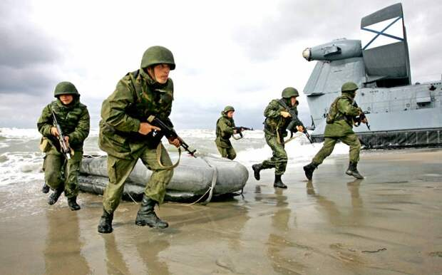 «Высадят пару дивизий»: финны испугались России и захотели в НАТО