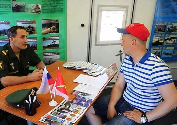 С начала 2021 года пунктом отбора граждан на военную службу по контракту в Забайкалье направлено в войска свыше 500 человек