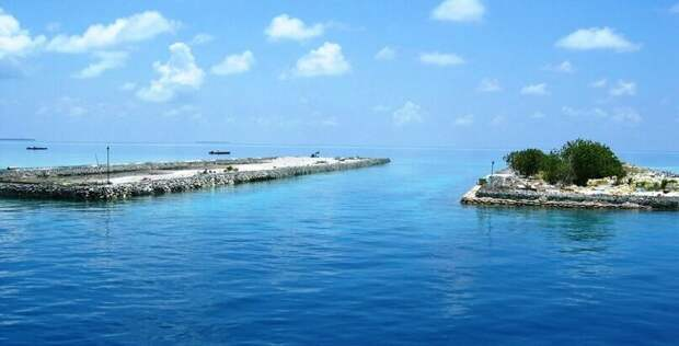 Мальдивы и Атланты