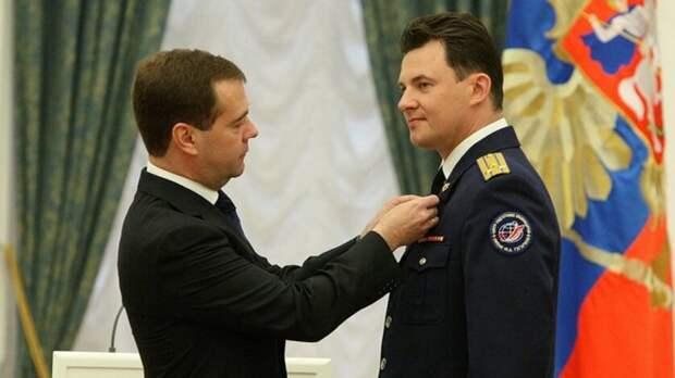 На выборы в Госдуму от «Орского» округа будет баллотироваться космонавт
