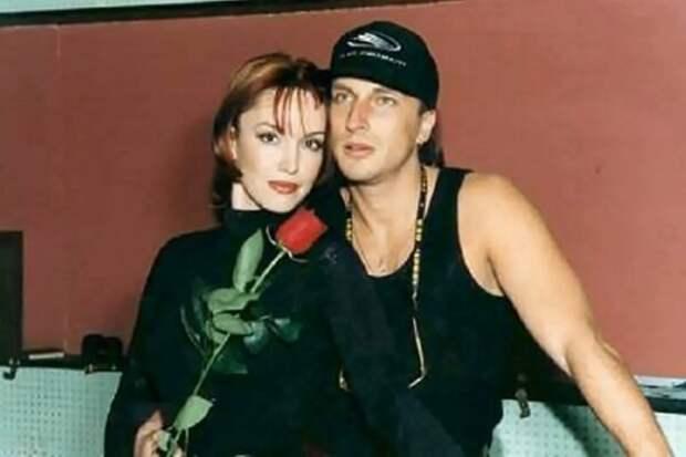 Анна Самохина и Дмитрий Нагиев