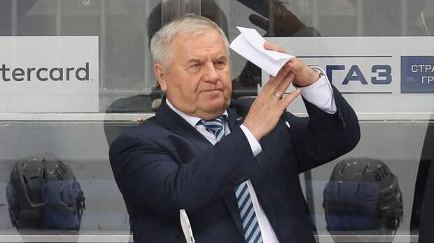 Крикунов: «Динамо» не хватает физических сил. Маленький запас растратили»