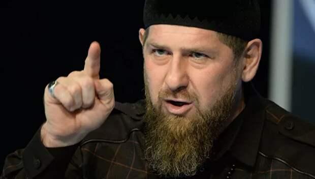Кадыров поддержал Терешкову в ситуации с нападками