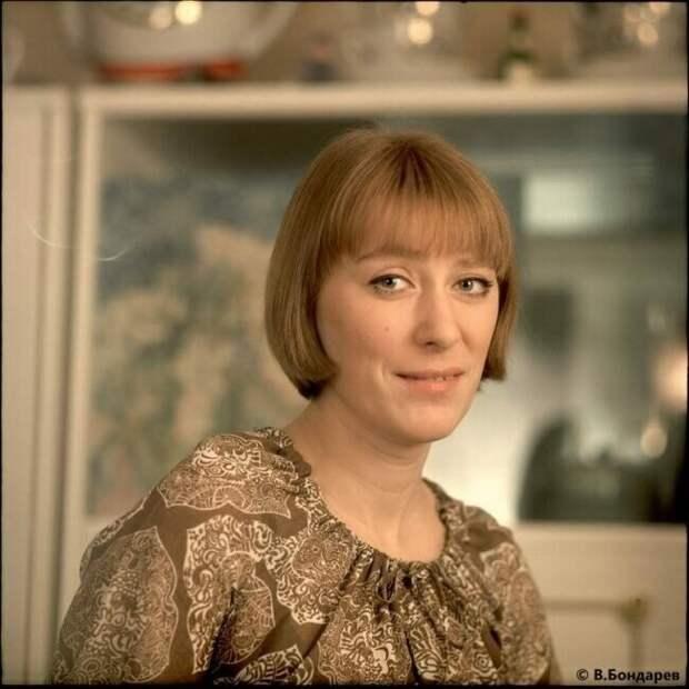 Удивительные снимки советских актрис от фотографа Владимира Бондарева