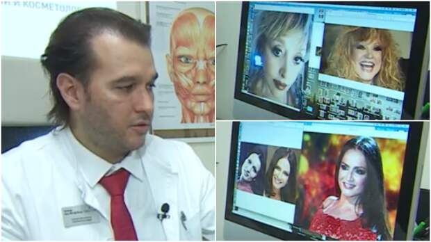 Нейросеть показала, какбы выглядели Алла Пугачева иСофия Ротару без пластических операций