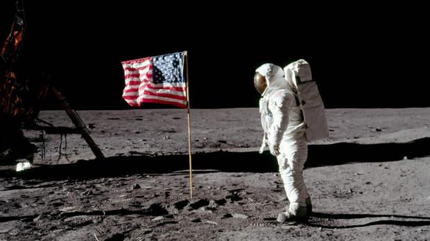 Деньги в трубу: лунная программа США признана бесполезной