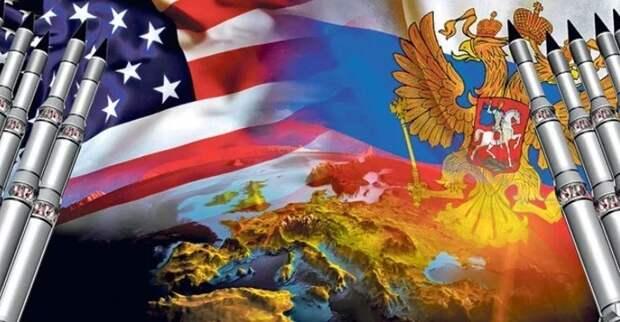 США в поисках врага или эффект ружья, висящего на сцене
