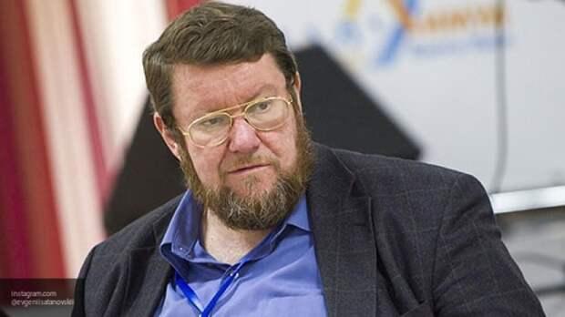 Сатановский жестко ответил главе USADA на призыв обнародовать допинг-тесты россиян