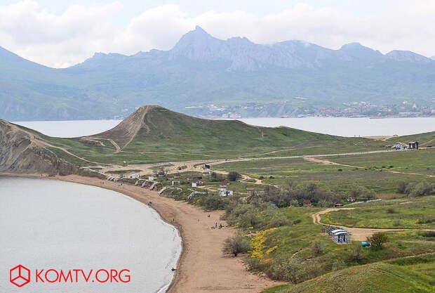 Минэкологии огородило часть Тихой бухты для занятий коммерцией