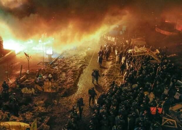 Украина: к годовщине бойни на Институтской