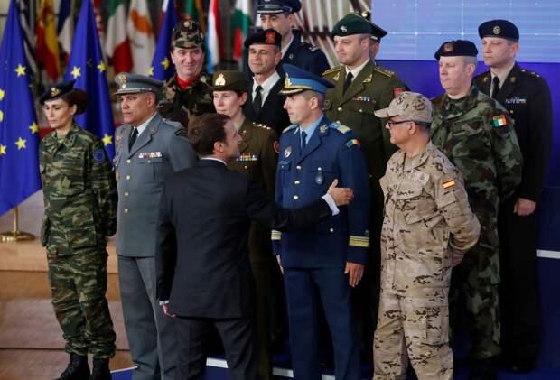 Европейская оборона – неудобные вопросы