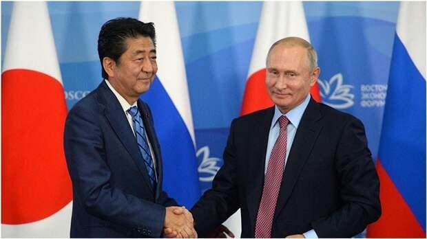 Как Владимир Путин ущучил американцев в Японии