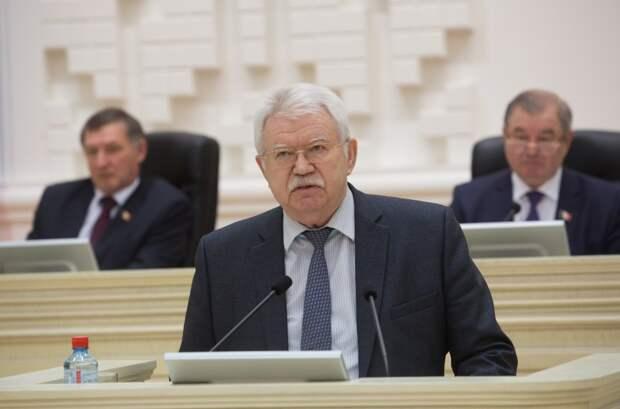 Вениамин Соломенников вошел в состав Центризбиркома Удмуртии