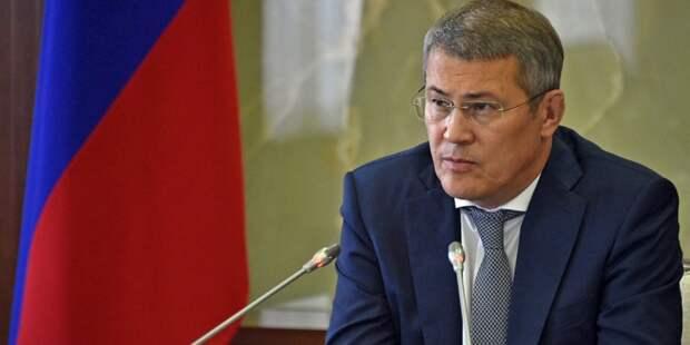 Хабиров «решает свои задачи»