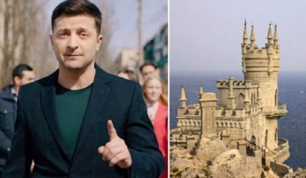 Украинскую «делегацию по Крыму» из Германии отослали обратно, в О П У