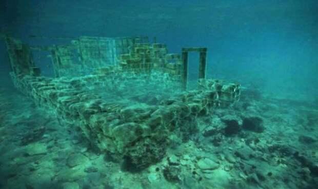 18 ужасных вещей, которые люди увидели на дне моря