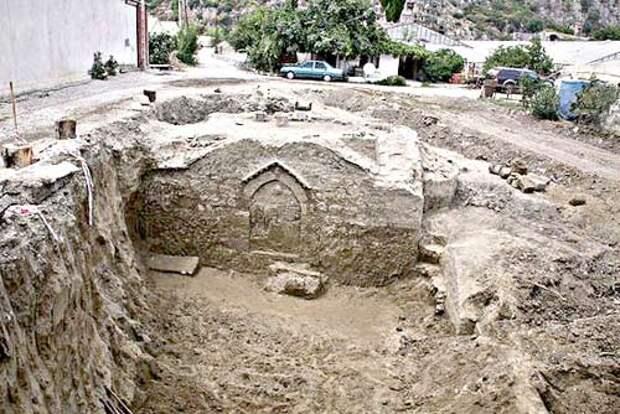 Рязанская Рублевка на месте Древнего городища