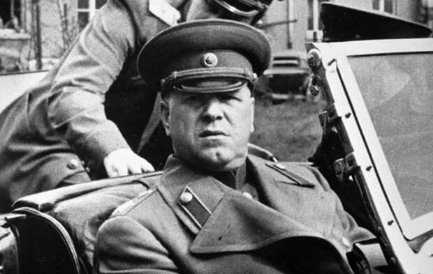 Как танкист Ращупкина привела в ярость маршала Жукова после боя за польский Бунцлай