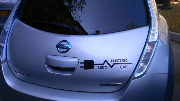 В Удмуртии могут обнулить транспортный налог на электромобили