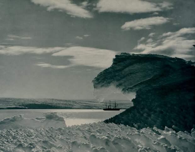 Первая антарктическая экспедиция в объективе Фрэнка Хёрли (1911-1914)