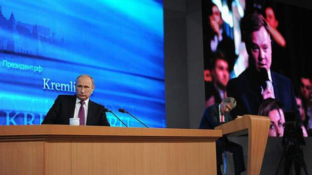 Путин рассказал о своем отношении к передачам на ТВ и в интернете
