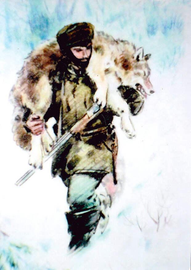 Промысел:  истории про охоту