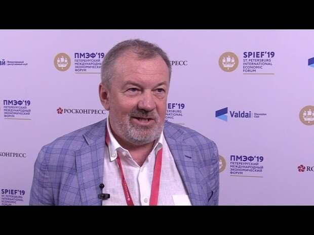 Андрей Быстрицкий о новой Европе в Круглом мире