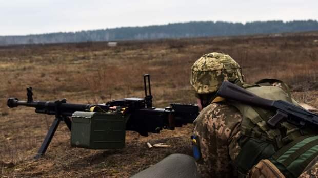 Украинские военные пытаются выдать полный аналог советских НСВТ за новейшую разработку