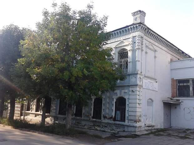 Реконструкция дома Охизина началась в Ижевске