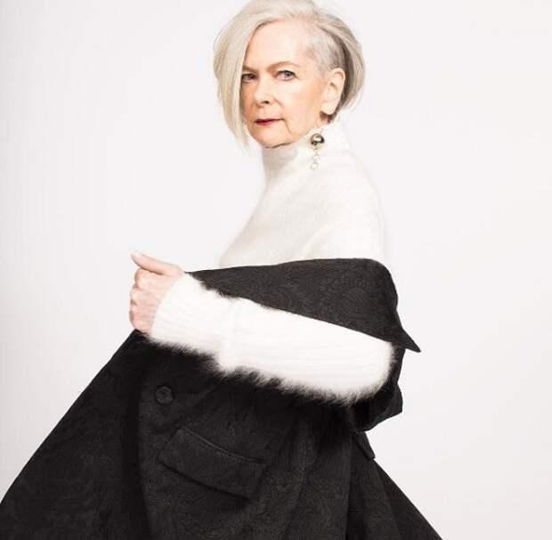 .Возраст не помеха — как 63-летняя профессор социологии  стала иконой стиля