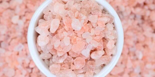 Горячая соль - мощное средство для лечения множества болезней
