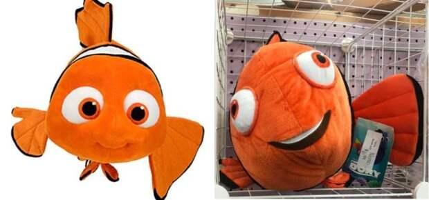 рыбка Немо игрушка