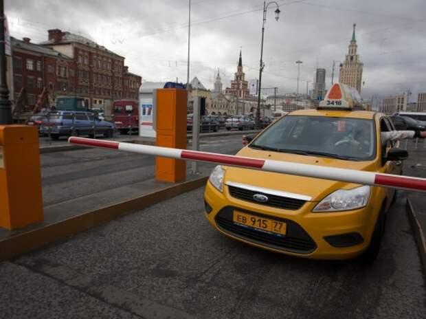 Общественники рекомендуют мэрии Москвы дифференцировать плату за въезд в город