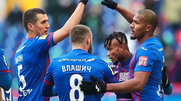 Какой же монстр Рондон! Забил первый гол за ЦСКА, выдал ассист на Влашича и раздавил «Ахмат»