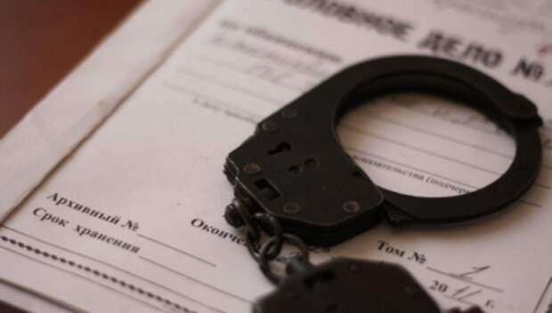 В Подольске задержали приезжего по подозрению в краже техники из автомобиля