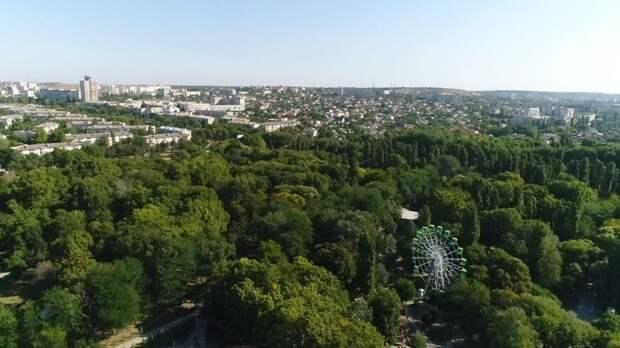 В Крыму подводят итоги конкурса проектов реконструкции Гагаринского парка