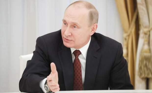 Путин анонсировал «непростые решения»